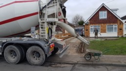 Concrete Suppliers Billericay