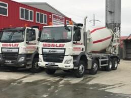 Concrete Suppliers Essex
